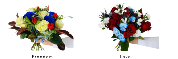 memorial day bouquets for florists