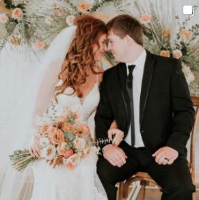 indigorowfloraldesign wedding creation