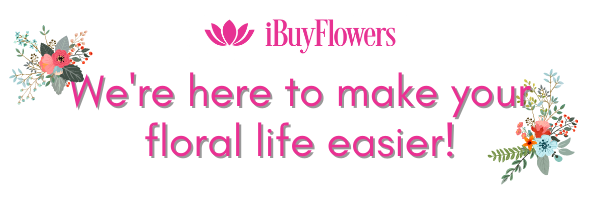 We are here to make your floral life easier!